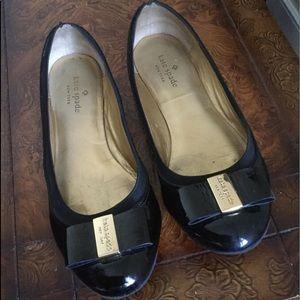 Kate Spade comfy Flats. Excellent condition